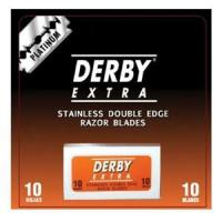 10 Derby Extra Platinum Double Edge Razor Blades for Safety Razors Manufactures