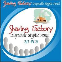 100 Shaving Factory Disposable Styptic Pencil for Minor Razor Blade Nicks and Cuts After Shaving Manufactures