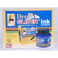 China DEER Glider Fountain Pen Ink 60 ML on sale