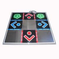 China 3 in 1 Metal Dance Pad on sale