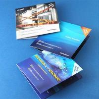 Buy cheap 4 Panel Sleeve with no spine and 1 pocket for CD from wholesalers