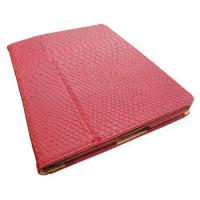 China Wyrmhide Grain Skin Leather Case For Apple iPad 2 on sale