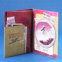Buy cheap 4 panel DVD Digi-Pak with booklets insertion from wholesalers