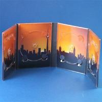 Buy cheap 8 panel DVD 4-sided Digi-Pak from wholesalers