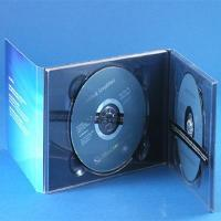 Buy cheap 6 panel DVD double Digi-Pak from wholesalers