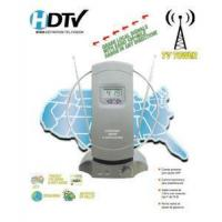 New Model Digital VHF/UHF/FM HDTV Indoor Clock Antenna Manufactures