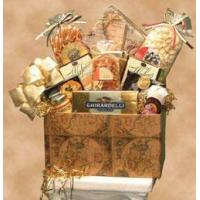 Gourmet Gift Baskets Classic Globe Gift Box Manufactures