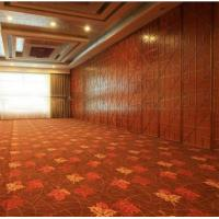 China Nylon printed Wall to Wall Hotel Carpet on sale