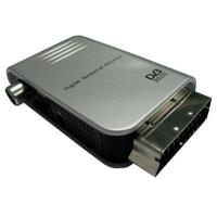 China Scart Digital DVB-T Receiver for TV on sale