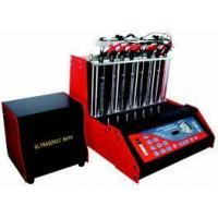 Fuel injector cleaner and tester Fuel injector cleaner and tester (HT-8E without working table) Manufactures