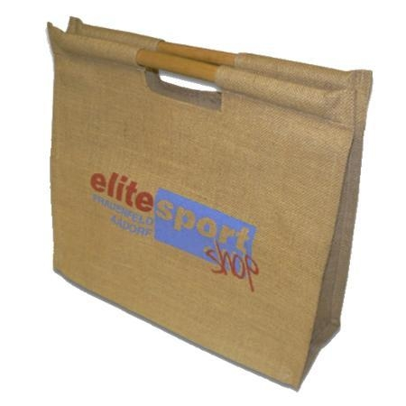 Quality 1517  Bio degradable Jute Bag for sale