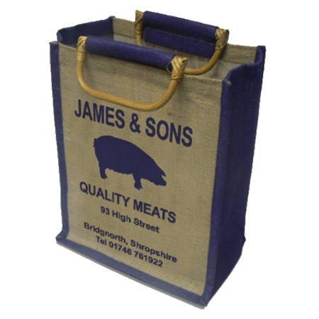 Quality 1518  Recycled Jute Bag for sale