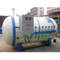 Buy cheap cold tire retreading equipment--curing chamber from wholesalers