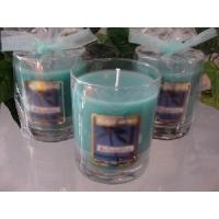 China Relaxation Scented 8 oz Tumbler Soy Jar Candle on sale