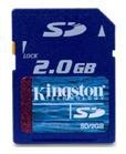 Quality Kingston SD Memory Card for sale