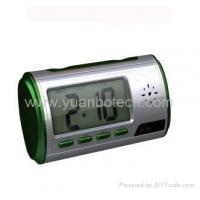 Remote Motion Detection SPY hidden DVR Camera Clock Manufactures