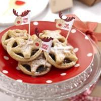 China Rocking Rudolf - Mince Pie Sticks on sale