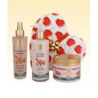 China roses body care gift set on sale