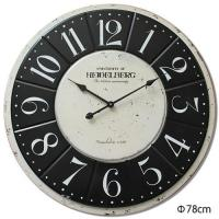 China 62.5cm Iron case wall clock wholesale