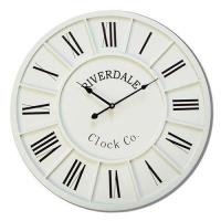 China 60cm MDF wall clock wholesale