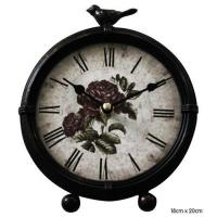 China SMALL IRON TABLE CLOCK wholesale