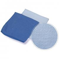 Microfibre Cloth Waffle woven PO117 Manufactures