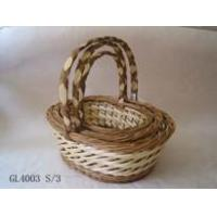 China willow basket(GL4003 S/3) on sale