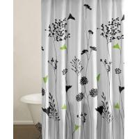 Buy cheap City Scene 100-Percent Cotton Shower Curtain, Asian Lily from wholesalers