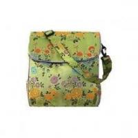 Baby & Kid Gear Shanghai Frizzi Diaper Bag - Chartreuse Manufactures