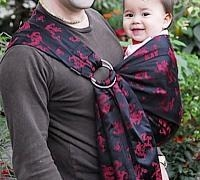 China Baby & Kid Gear Kissed Baby Ring Sling