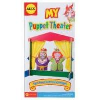 Toys, Puzzles, Games & More Alex Toys Toys Table Top Puppet Theatre Manufactures