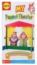 China Toys, Puzzles, Games & More Alex Toys Toys Table Top Puppet Theatre
