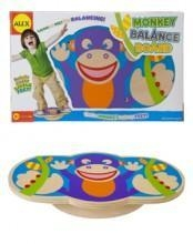 China Toys, Puzzles, Games & More Alex Toys Monkey Balance Board
