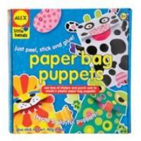 Buy cheap Arts & Crafts Alex Toys Little Hands Paper Bag Puppets from wholesalers
