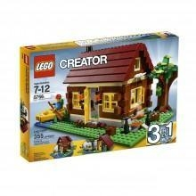 China Toys, Puzzles, Games & More Lego 5766 Creator Log Cabin