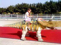 Walking Animatronic Dinosaur Amusement Park Playground Manufactures