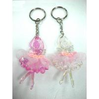 Ballet Dancer Keychain