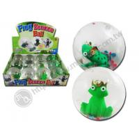 Diamond Cut Water Ball With Frog Manufactures