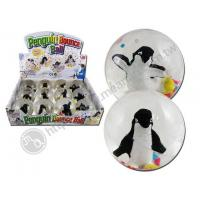 Diamond Cut Water Ball With Penguin Manufactures