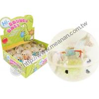 Horse Glitter Bouncing Ball With Light Manufactures