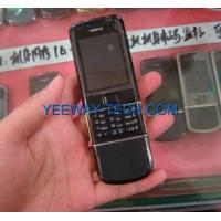 Nokia 8800 SA copy black sapphire arte (black leather cover) built-in 1GB memory Manufactures