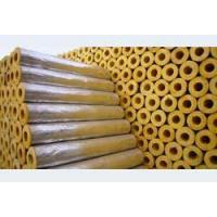 China Glass Wool Pipe Section on sale