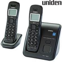 Closeout! Uniden Digital DECT 6.0 2-Handset Cordless Phones Manufactures