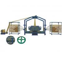 China PP woven bag production line 4-shuttle plane cam type circular loom on sale