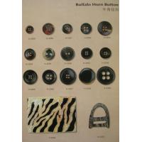 China Buffalo horn button26 on sale