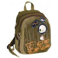 China Double zip back pack on sale