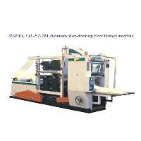Automatic Box Drawing Facial Tissues Machine Manufactures