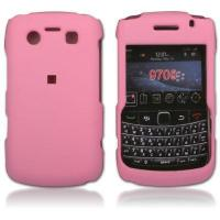 Pearl Pink Rubber Hard Cover Case for Blackberry 9700 Manufactures
