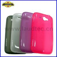 China TPU gel case for HTC Chacha on sale