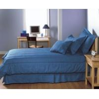 Quality Solid Blue Denim Bedding & Accessories for sale